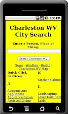 Charleston WV City Search