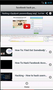 Facebook Hack Password