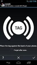 Locale NFC Plugin nfc