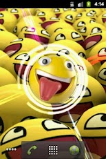 Smileys Live Wallpaper