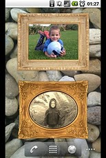 Photo Frame Widget Pro codescan photo widget