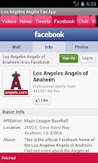 Unofficial LA Angels Fan App