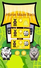 Horse Race Maze