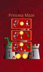 Save the Maze Princess
