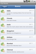 Chat Rooms India