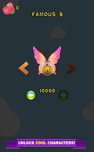 Beautiful Butterfly Dash World