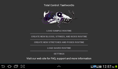 Total Control: TaeKwonDo Free