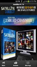 Satellite PC TV