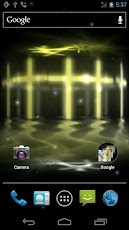 Jesus & Cross Live Wallpaper