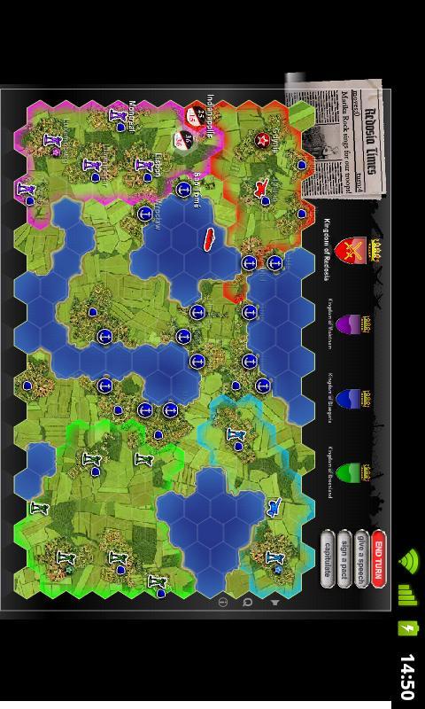 Hex Empire empire