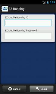 F&M Bank ~~ EZ Banking