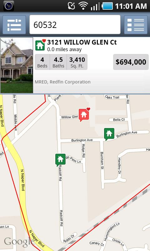 Redfin Real Estate powered
