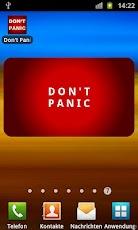 Don`t Panic