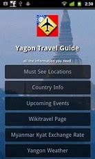 Yangon Offline Travel Guide guide offline travel