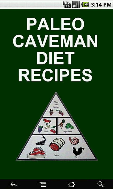 "Paleo ""Caveman"" Diet Recipes af file quot"