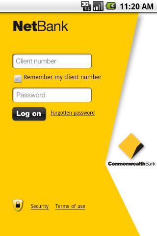 netbank login commonwealth bank australia