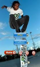 Skater boy jigsaw: FREE