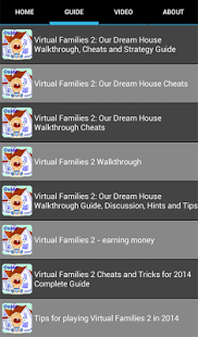Hack Cheat Virtual Families 2
