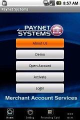 Credit Card Processing credit one bank card