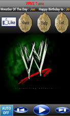 WWE Entry tunes