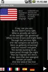National Anthem of USA