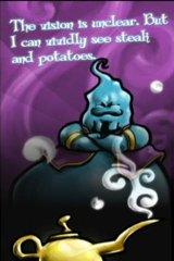 Ask A Genie Daily - FREE free mobi genie