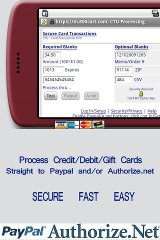CTU 4 Credit Card Processing credit one bank card