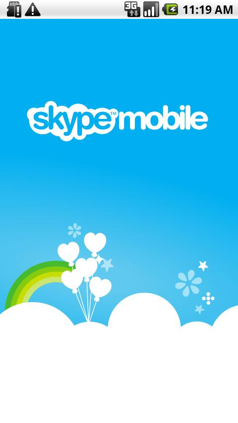 Skype mobile? on Verizon mobile skype wifi