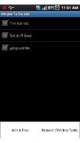 Simple To Do List mp3