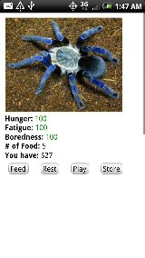 My Android Pet android