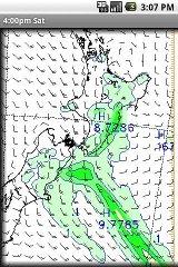 NZ Weather wsil weather