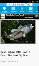 Bass Fishing! rapala pro bass fishing
