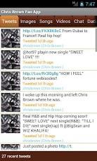 Chris Brown Fan App brown chris xmas