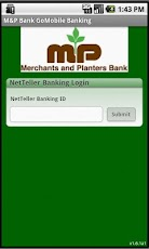 M&P Bank GoMobile Banking