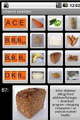 vitamin calendar client match vitamin