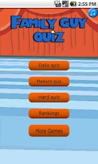Family Guy Trivia - Game trivia questions game