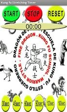 Kung fu Stretching Timer FREE