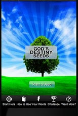God's Destiny Seeds phone seeds survival