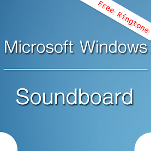 Microsoft Windows Soundboard