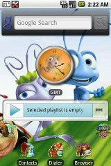 Bug: aHome Theme ahome