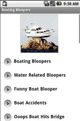 Boating Crashes & Bloopers mp3