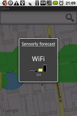 4G,CDMA,GSM & WiFi Map Viewer