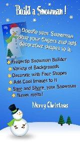 Build a Christmas Snowman! wma