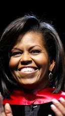 Michelle Obama Live Wallpaper