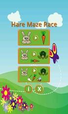 Maze Race Hare (Conejo)