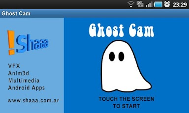 Ghost Cam Free