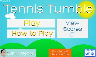 Tennis Tumble Donate