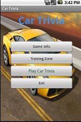 Car Trivia