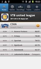 VTB League league sbs world
