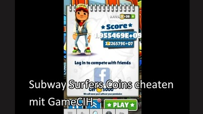 Subway Surfers Cheats